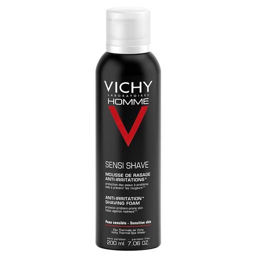 Vichy Homme Mousse de Rasage 200ml