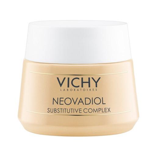 Vichy Neovadiol Compensating Complex με Σύμπλοκο Αναπλήρωσης, Αντιμετωπίζει τις Επιπτώσεις της Εμμηνόπαυσης στη Επιδερμίδα 75ml