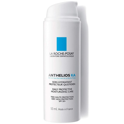 La Roche-Posay Anthelios KA Spf50+ Κρέμα Ενυδάτωσης Πολύ Υψηλής Προστασίας 50ml