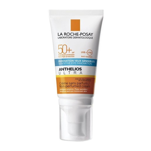 La Roche-Posay Anthelios Ultra Sensitive Eyes Innovation Cream Spf50+ Αντηλιακό Προσώπου Χωρίς Άρωμα 50ml