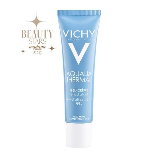 Vichy Aqualia Thermal Cream-Gel Rehydrating Ενυδατική Gel-Κρέμα Ημέρας για Κανονική - Μικτή Επιδερμίδα 30ml