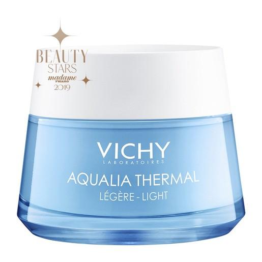Vichy Aqualia Thermal Legere Rehydrating Cream Ενυδατική Κρέμα Ημέρας Ελαφριάς Υφής για Κανονική Επιδερμίδα 50ml