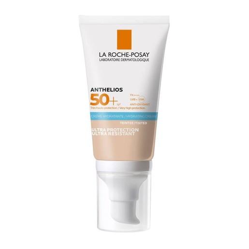 La Roche-Posay Anthelios Ultra BB Hydrating Tinted Cream Spf50+ Αντηλιακό Προσώπου Πολύ Υψηλής Προστασίας με Χρώμα 50ml