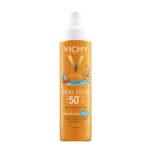 Vichy Ideal Soleil for Children Spf50+, 200ml