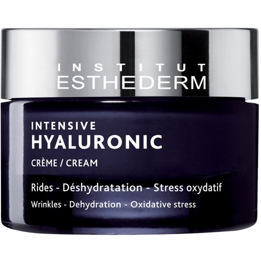 Institut Esthederm Intensive Hyaluronic Cream Γεμίζει τις Ρυτίδες και τις Λεπτές Γραμμές 50ml