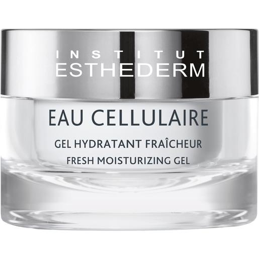 Institut Esthederm Eau Cellulaire Fresh Moisturizing Gel Χαρίζει Ενυδάτωση και Μοναδική Αίσθηση Φρεσκάδας 50ml