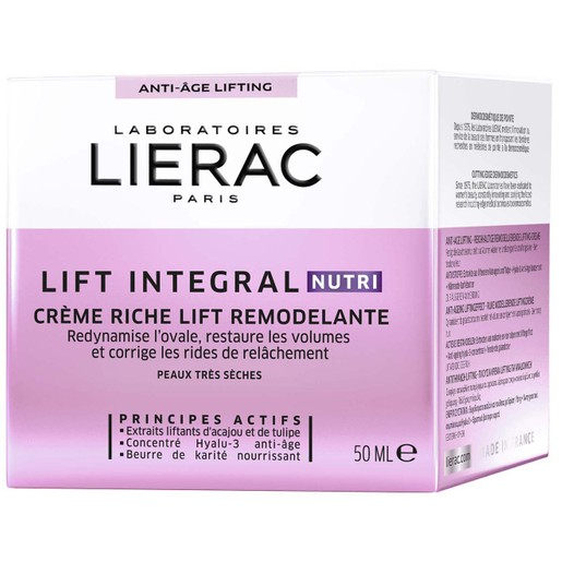 Lierac Lift Integral Nutri Sculpting Lift Rich Cream 50ml