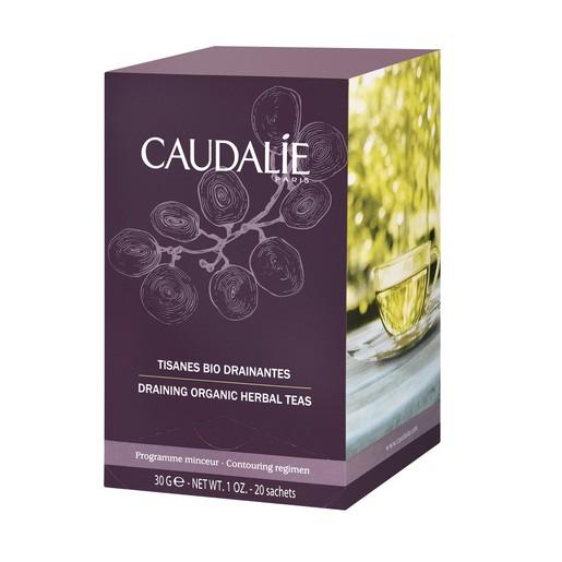 Caudalie Draining Organic Herbal Teas 30gr (20 sachets)