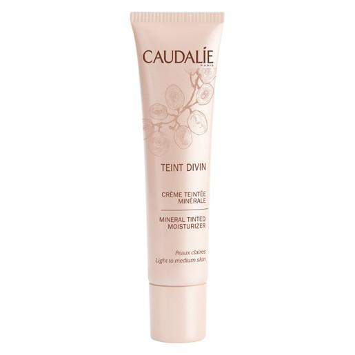 Caudalie Teint Divin Mineral Tinted Moisturizer Light to Medium Skin 30ml