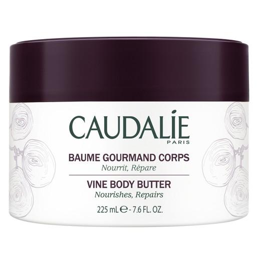 Caudalie Vine Body Butter Θρεπτικό, Επανορθωτικό, Καταπραϋντικό Γαλάκτωμα Σώματος 225ml