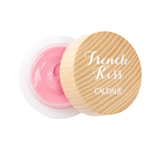 Caudalie French Kiss Lip Balm Innocence Ενυδατικό Βάλσαμο Χειλιών, Χαϊδεύει τα Χείλη & Χαρίζει Φυσική Λάμψη 7.5gr