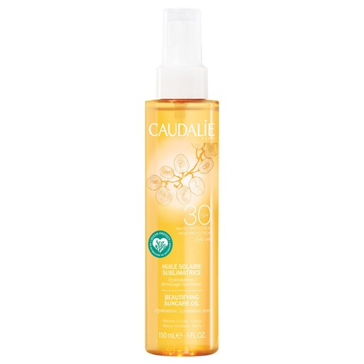 Caudalie Beautifying Suncare Oil Spf30, 150ml