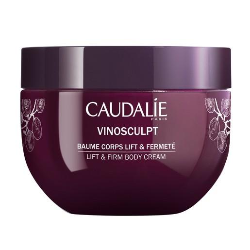 Caudalie Vinosculpt Lift & Firm Body Cream Πρόγραμμα Αδυνατίσματος Σώματος με Συσφιγκτική Δράση 250ml