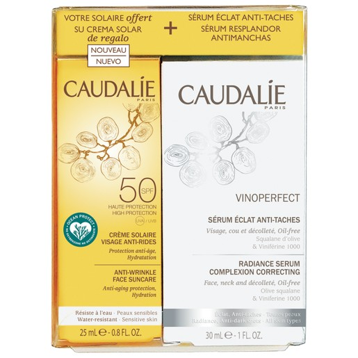 Caudalie Πακέτο Προσφοράς Vinoperfect Radiance Serum 30ml