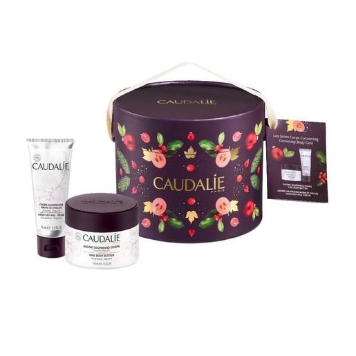 Caudalie Promo Vine Body Butter Θρεπτικό και Επανορθωτικό Γαλάκτωμα Σώματος 225ml & Δώρο Hand And Nail Cream Κρέμα χεριών 75ml