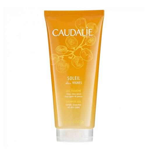 Caudalie Soleil Des Vignes Shower Gel Πολυτελές Αφρόλουτρο με Νότες Καρύδας, Ανθών Πορτοκαλιάς & Γιασεμιού 200ml
