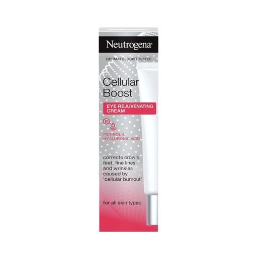 Neutrogena Cellular Boost Eye Rejuvenating Cream Αναζωογονητική Κρέμα Ματιών 15 ml