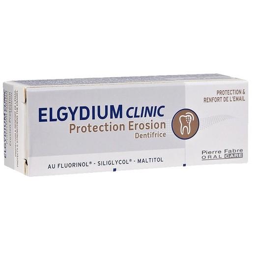 Elgydium Clinic Protection Erosion Οδοντόκρεμα για την Προστασία & Ενίσχυση του Σμάλτου των Δοντιών 75ml
