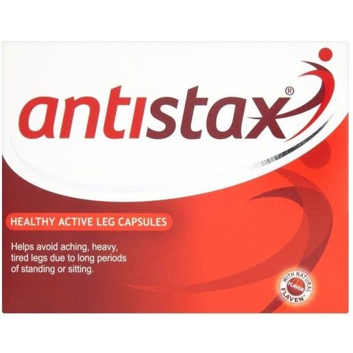 Antistax Συμπλήρωμα Διατροφής για Υγιή Πόδια 30 δισκία