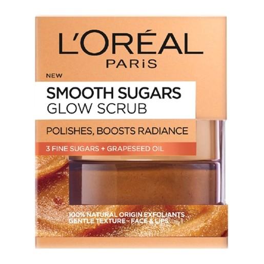 L\'oreal Paris Smooth Sugars Glow Scrub  50ml