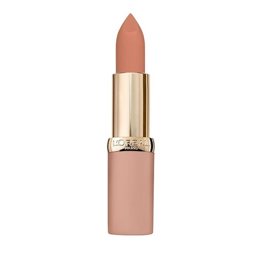 L\'Oreal Color Riche Free The Nudes Ultra Matte Έντονο Χρώμα, Σούπερ Ματ Φινίρισμα, Απόλυτη Άνεση 4.2gr
