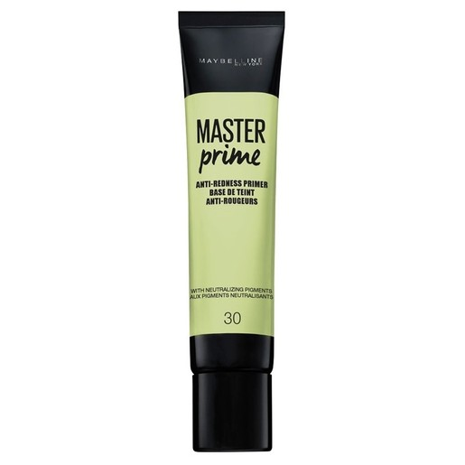Maybelline Master Prime 30 Anti-Redness 30ml