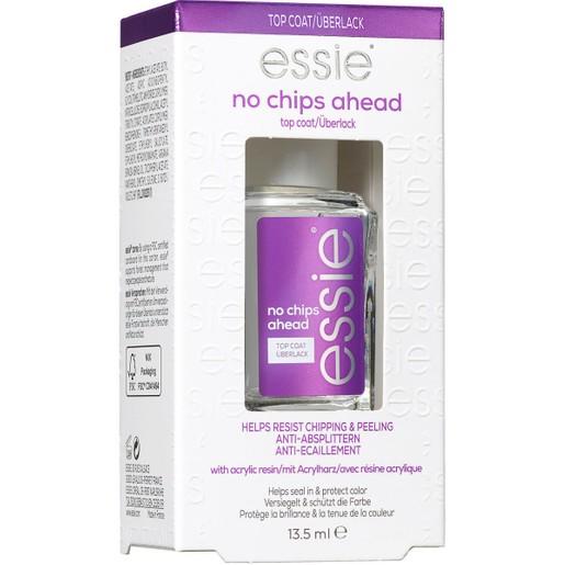Essie Nail Care No Chips Ahead Top Coat Ενισχυτική Φόρμουλα Ενάντια στο Ξεφλούδισμα των Νυχιών 13.5ml