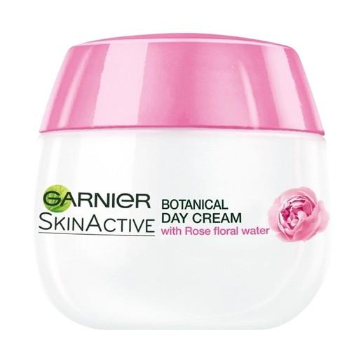Garnier Botanicals Rose Nourishing 48h Moisturizer Day Cream Θρεπτική Κρέμα Ημέρας Φυσικής Προέλευσης με Τριαντάφυλλο 50ml
