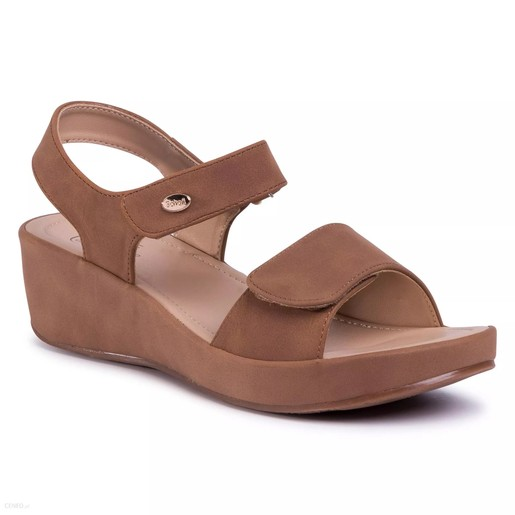 Scholl Shoes Arnet F7994605091 Brown Γυναικεία Ανατομικά Παπούτσια Χαρίζουν Σωστή Στάση & Φυσικό Χωρίς Πόνο Βάδισμα 1 Ζευγάρι