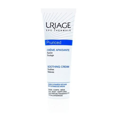 Uriage Pruriced Soothing Cream Κρεμώδης Σύνθεση Υψηλής Ανοχής Καταπραΰνει Αμέσως το Δέρμα 100ml