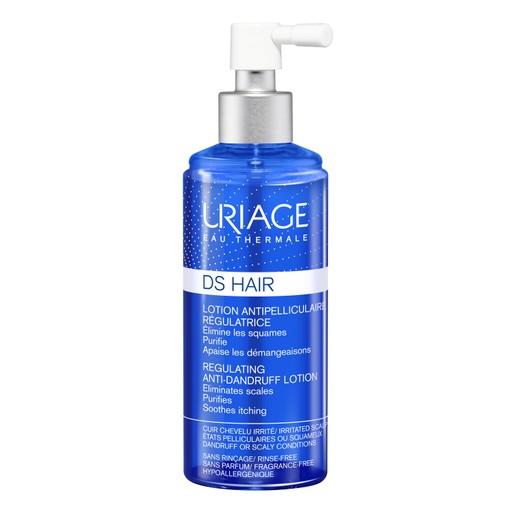 Uriage Eau Thermale Ds Hair Regulating Anti Dandruff Lotion Προσφέρει Δράση Κατά των Νιφάδων 100ml