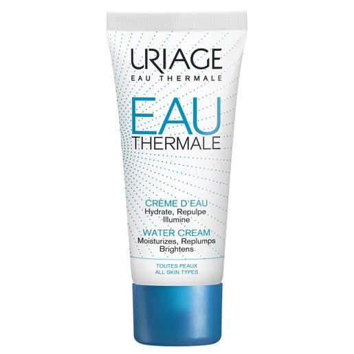 Uriage Eau Thermale Water Cream Αναπληρώνει την Υγρασία του Δέρματος 40ml