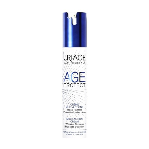 Uriage Eau Thermale Age Protect Multi Action Cream Προλαμβάνει και Διορθώνει τα Σημάδια Γήρανσης 40ml
