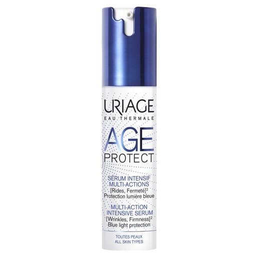 Uriage Eau Thermale Age Protect Multi Action Intensive Serum Ενισχυτικός Αντιγηραντικός Ορός 30ml