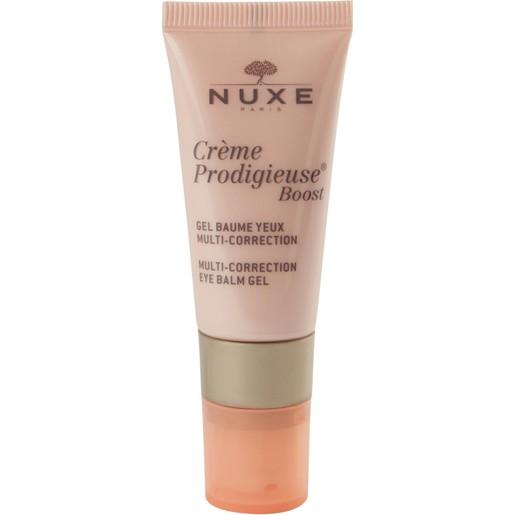 Nuxe Prodigieuse Boost Eye Balm - Balm Gel για την Περιοχή των Ματιών για Όλους τους Τύπους Επιδερμίδας, 15ml