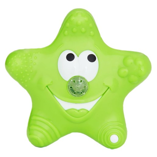Munchkin Star Fountain Παιχνίδι Συντριβάνι Μπάνιου Αστερίας 1 Τεμάχιο