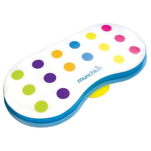 Munchkin Dandy Dots Bath Kneeler Προστατευτικό Στρώμα για Γόνατα 1 Τεμάχιο