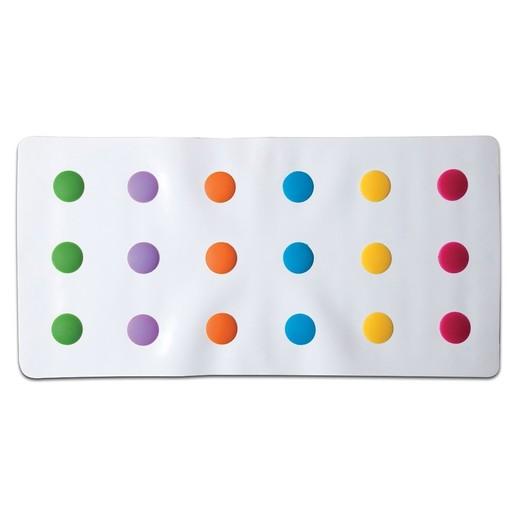 Munchkin Dots Non Slip Surface Αντιολισθητικό Χαλάκι Μπάνιου 1 Τεμάχιο
