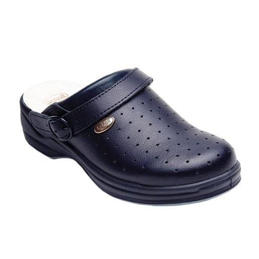 Scholl Shoes New Bonus Navy Blue Επαγγελματικά Παπούτσια που Χαρίζουν Σωστή Στάση & Φυσικό Χωρίς Πόνο Βάδισμα 1 Ζευγάρι