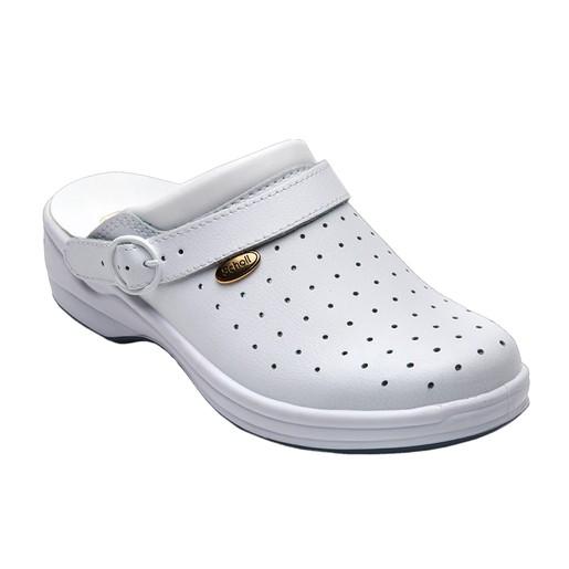 Scholl Shoes New Bonus White Επαγγελματικά Παπούτσια που Χαρίζουν Σωστή Στάση & Φυσικό Χωρίς Πόνο Βάδισμα 1 Ζευγάρι