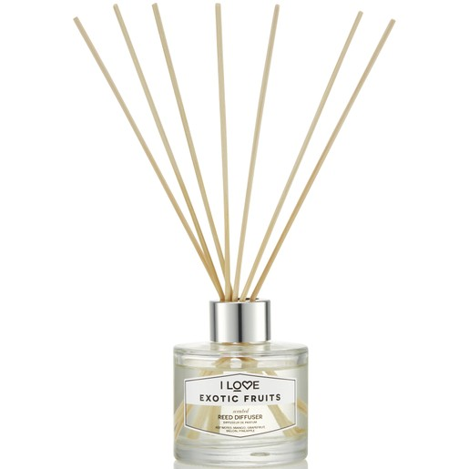 I love... Exotic Fruits Reed Diffuser Αρωματικά Sticks 100ml