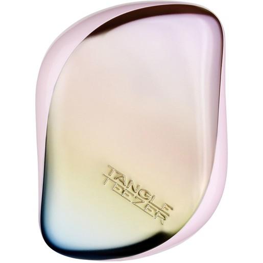Tangle Teezer Compact Styler Detangling Hairbrush Matte Ombre Chrome Επαναστατική Βούρτσα που Ξεμπερδεύει Εύκολα τα Μαλλιά