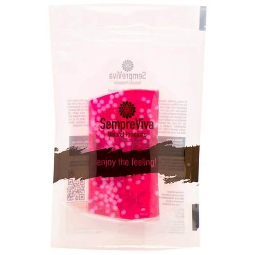 SempreViva Pomegranate Soap, Χειροποίητο Σαπούνι με Ρόδι 120gr