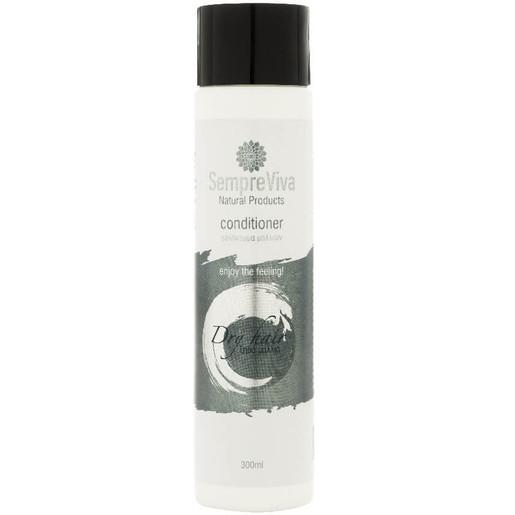 SempreViva Conditioner Dry Hair, Μαλακτική Κρέμα για Ξηρά Μαλλιά 300ml