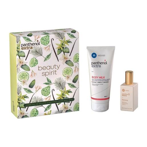 Medisei Panthenol Extra Promo Beauty Spirit Femme Eau De Toilette 50ml & Δώρο Body Milk 200ml