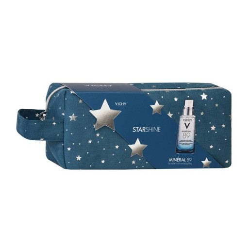 Vichy Promo Starshine Vichy Mineral 89 Booster 50ml & Δώρο Νεσεσέρ