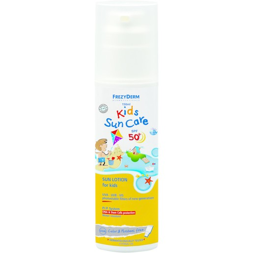 Frezyderm Kids Sun Care Spf50+, 150ml