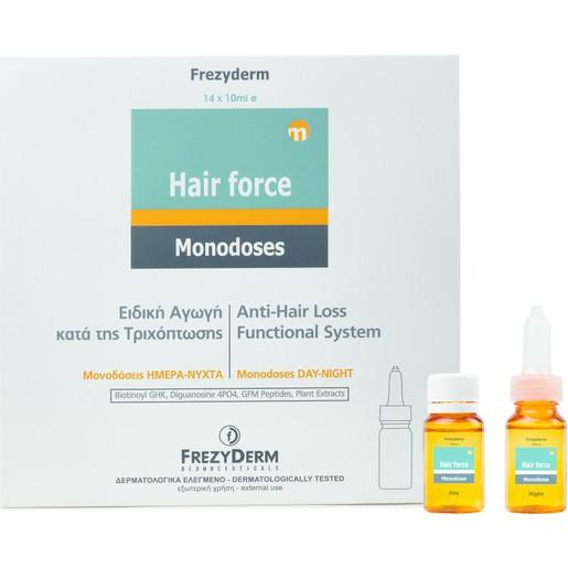 Frezyderm Hair Force Monodose Day/Night 14 x10ml