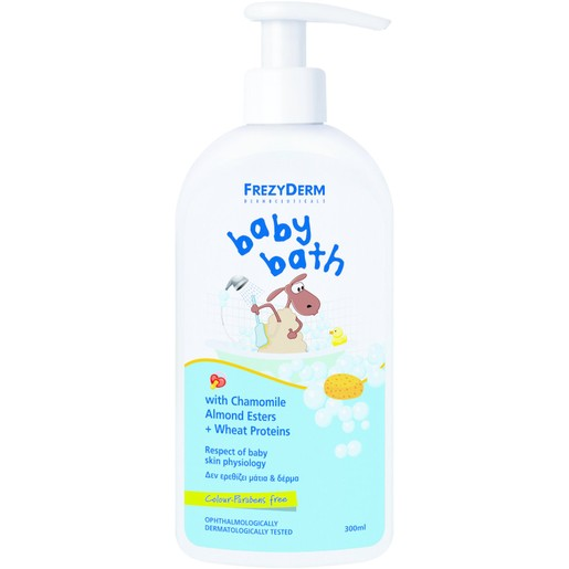 Frezyderm Baby Bath 200ml & Δώρο Επιπλέον Ποσότητα 100ml