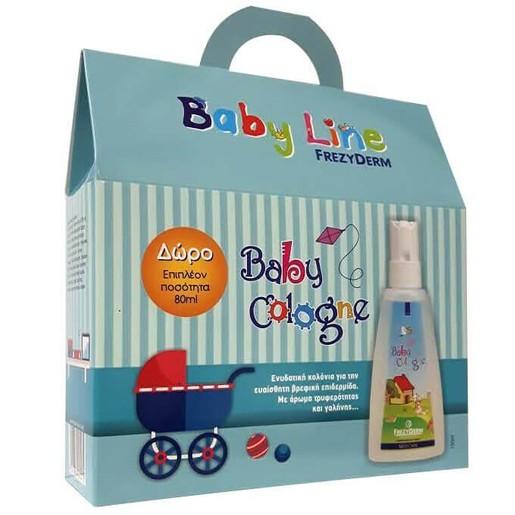 Πακέτο Προσφοράς Baby Cologne 150ml & Δώρο Επιπλέον Ποσότητα 80ml - Frezyderm